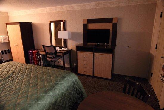 Wetherill Inn: Zimmer
