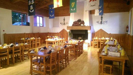 Bru Boru Cultural Centre : Teach Ceoil for group lunch