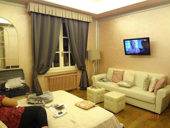 Residenza Gambrinus: room view