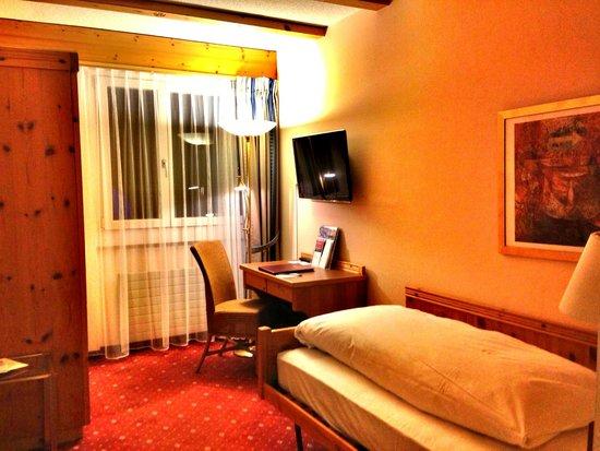 Sunstar Alpine Hotel Grindelwald : The Bedroom