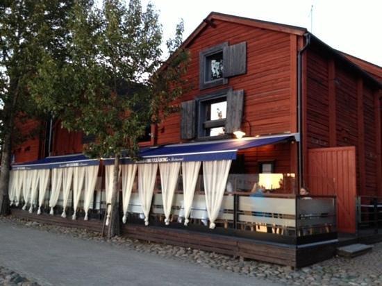 Ravintola Uleaborg 1881 : the restaurant