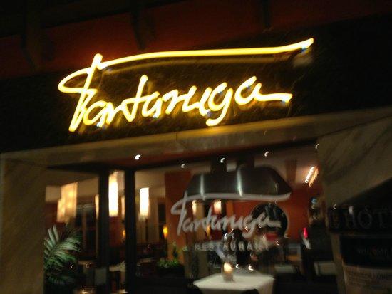 Welcome Hotel Marburg: insegna ristorante