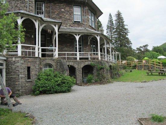 YHA Langdale: Hotel Aussenansicht