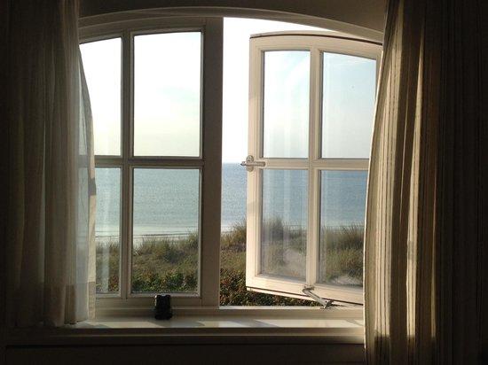 Dorint Söl'ring-Hof: Room with a view