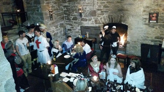 Ballaghmore Castle: Dining Hall