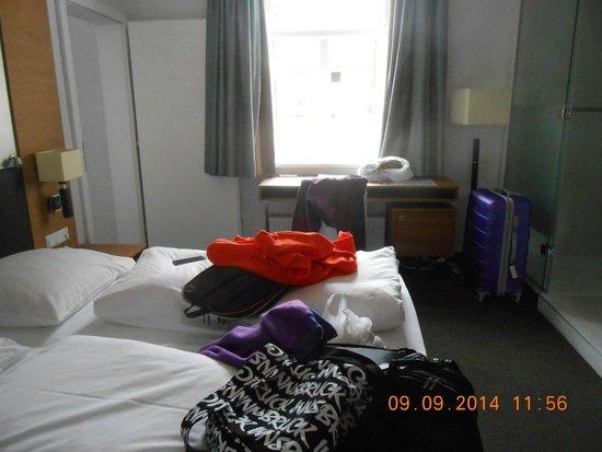 Hotel Sailer: Kamer