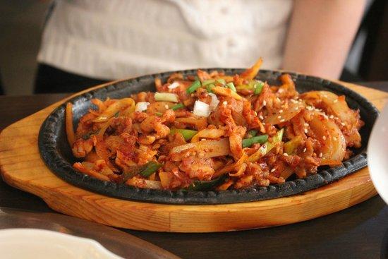 Restaurant Coreen Seoul Opera