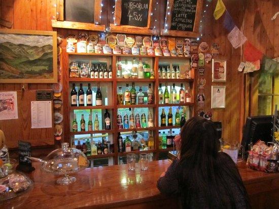 YHA Borrowdale: Bar