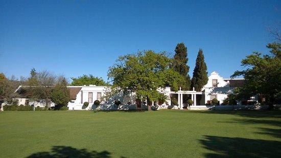 Lanzerac Hotel & Spa: Manor