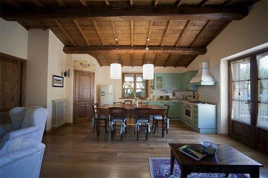Il Nido Degli Ulivi: Living Room