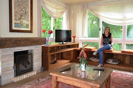 Boutique Hotel Varanda das Bromelias: Área de conforto