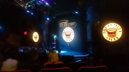 The Comedy Store: excellent venue