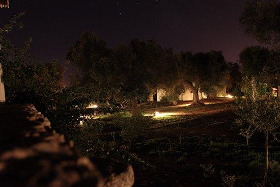 I Mulicchi Resort: Mulicchi by night