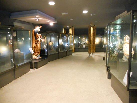 Ortisei, Italia: interno della mostra