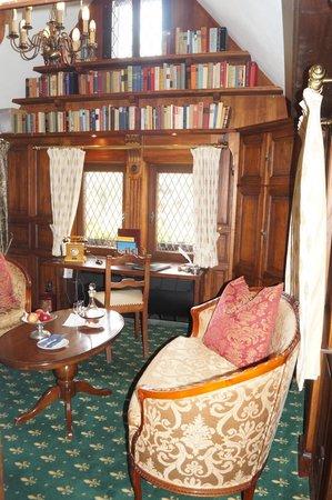 Castle Hotel Auf Schoenburg: Room #38