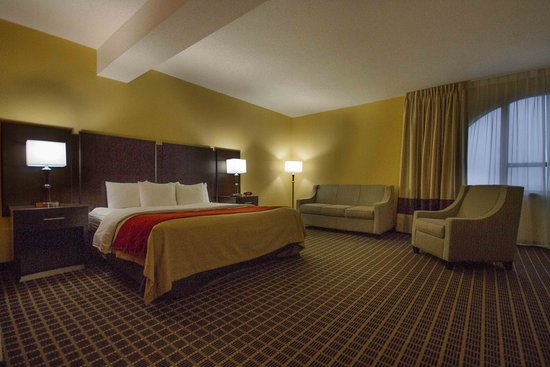 Clarion Inn  & Suites Miami Airport: Large King Room
