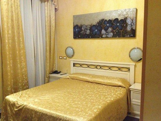 Hotel Antico Distretto : camera doppia