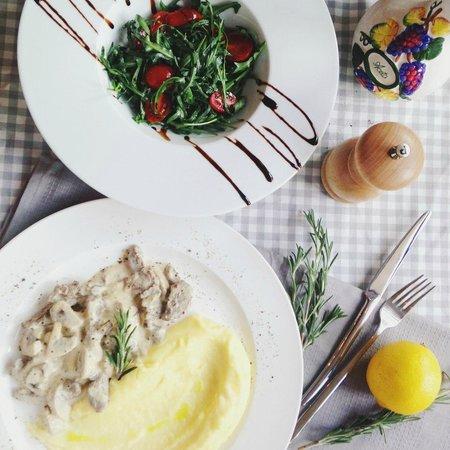Gastrobar The Five Points: мой вкусный бизнес-ланч