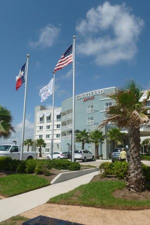 Courtyard by Marriott Galveston Island : Courtland Marriott