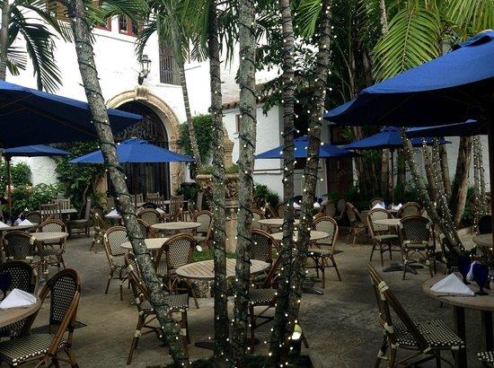 Pizza Al Fresco Palm Beach Florida