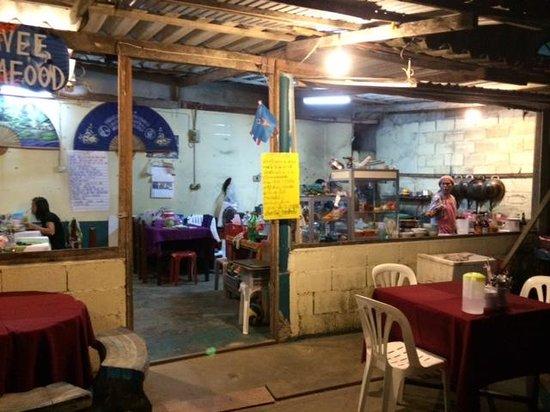 Muyee seafood: Außenansicht