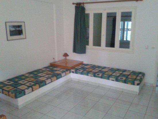 Inrichting 2 kamer appartement kamer 1 - Foto van Villa Kazazis ...