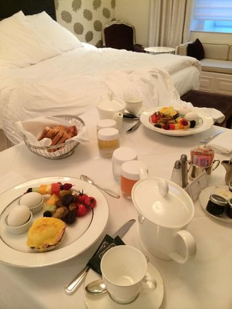 The Ritz-Carlton, Montreal: Wonderful day!