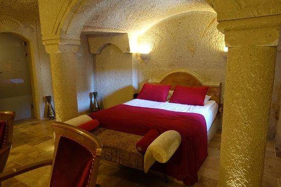 Doors Of Cappadocia Hotel: 部屋の様子