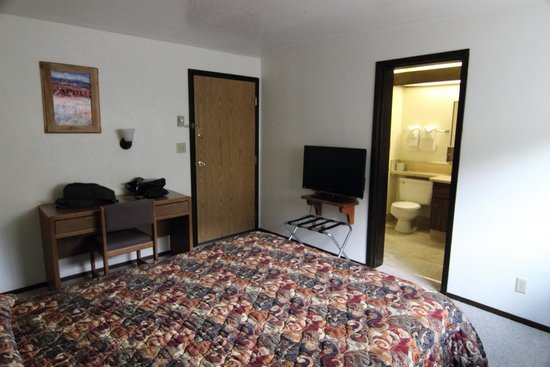Bryce Pioneer Village: Zimmer