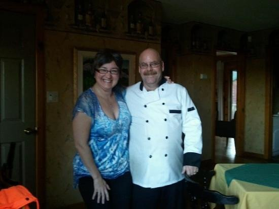 Adventure Lodge: Ken is a great cook and overall great guy!!