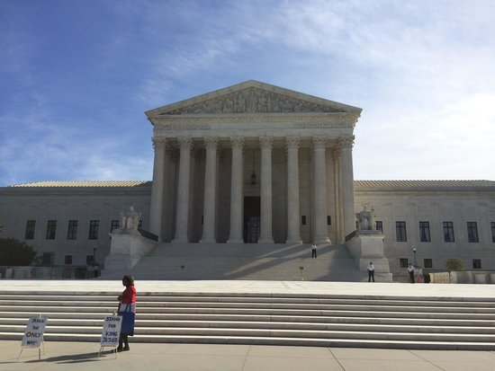 Supreme Court: View from out front