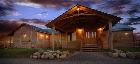 Sainte-Rose-du-Nord, Canada: Pavillon Mukushan