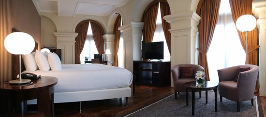 NH Collection Buenos Aires Jousten: Suite Presidencial