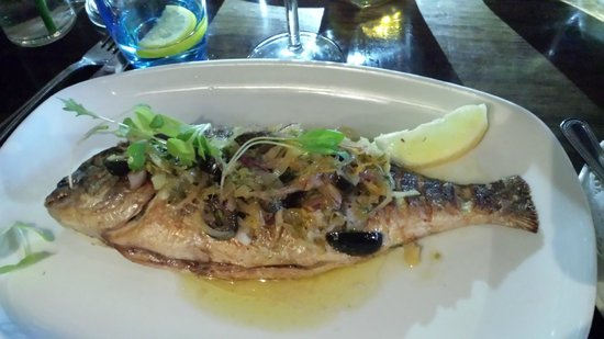 O'Grady's on the Pier: unbelievable flavor