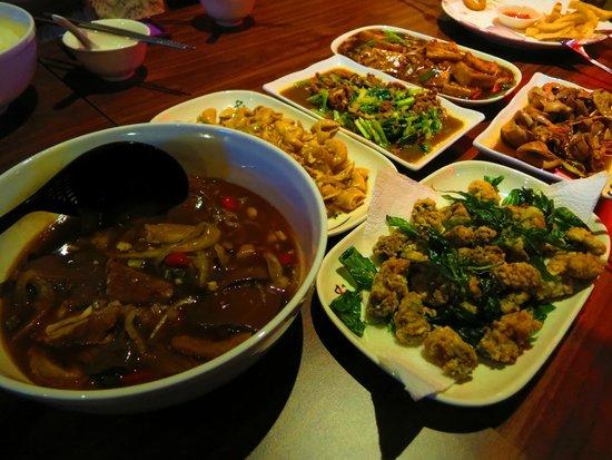 Taiwan: Chinese Cuisine