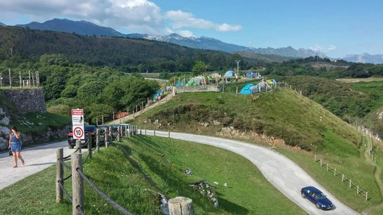 Camping La Paz: Vista 2