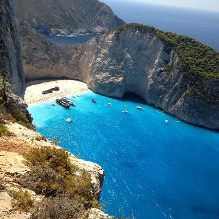 Lithies Boutique Hotel: Navagio