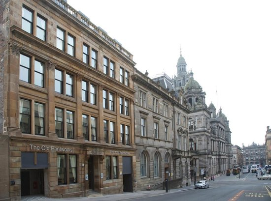 The Z Hotel Glasgow Scotland Hotel Reviews Tripadvisor