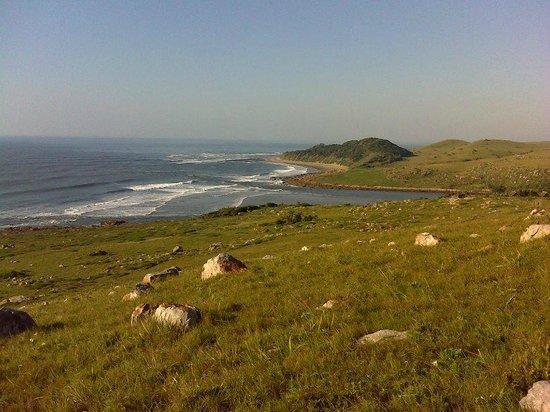 Mtentu Lodge: Wild Coast View