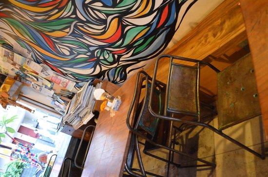 Kreol Kitchen: interior