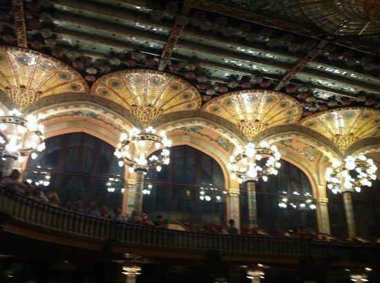 glass work - Picture of Barcelona y Flamenco, Barcelona - TripAdvisor