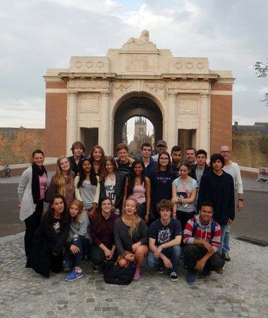 WW1 Tours: At Menin Gate
