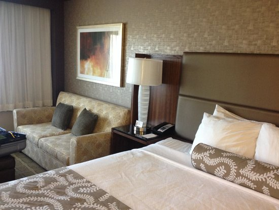 Crowne Plaza Foster City - San Mateo: Room view from hallway