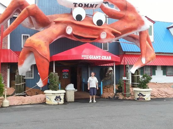 Giant Crab Seafood Restaurant Great Buffet And More
