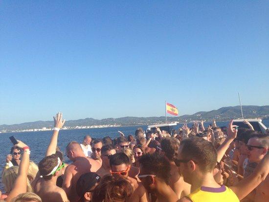 Ibiza Boat Parties: boat