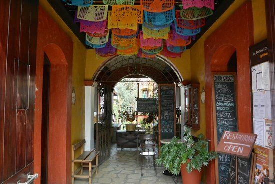 Hotel Casa del Sotano : Casa del Sótano 03