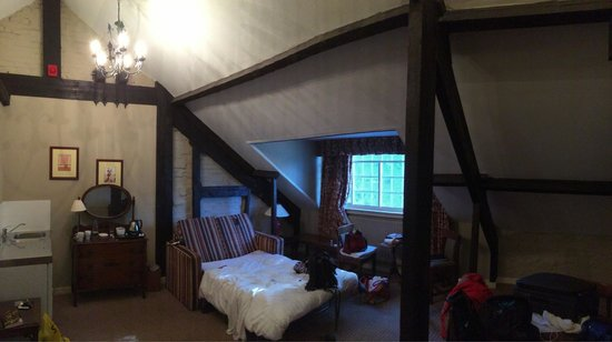 Hall Garth Golf And Country Club: Great room