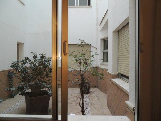 Hotel Universal: fenêtre sur cour