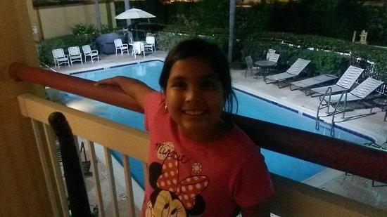 Quality Inn Miami Airport : Emocionada por la Piscina