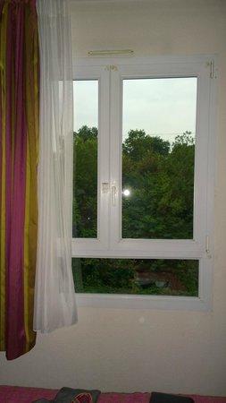 Hotel La Nonette : La fenêtre